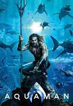 Movie Poster for Aquaman
