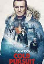 Movie Poster for Cold Pursuit.