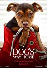 Movie Poster for A Dog's Way Home