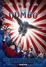 Movie Poster for Dumbo.