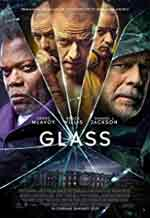 Movie Poster for Glass