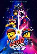 Movie Poster for Lego Movie 2.