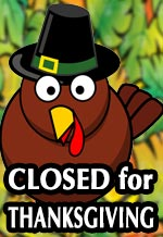 Movie Poster for Closed for Thanksgiving